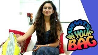 What's In Your Bag | Mrinmayee Godbole | Goodies Revealed | Rajshri Marathi