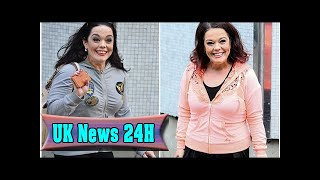 Lisa riley says saggy skin surgery and 12 stone weightloss made her change her mind about becoming