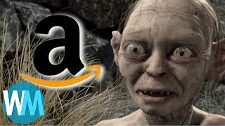 Top 10 Things We Want to See in Amazon's Lord of the Rings Series