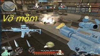 [ Bình Luận CF ] M4A1-C Crystal - Tiền Zombie v4