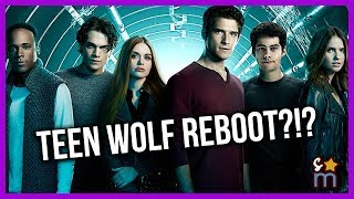 TEEN WOLF Reboot In the Works with New Cast?!? | Lisa's Cheat Sheet