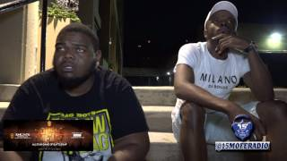 T-TOP BRIZZ RAWSTEEN TALKS DOUBLE IMPACT HITMAN HOLLA & AYEVERB