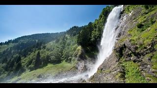 Ripresa aerea - Montagne e cascate San Francesco Friuli Venezia Giulia