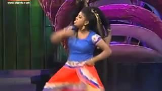 Jodi   ஜோடி   JO 05   Robo Shankar and Sandhya in Second Pre Finals