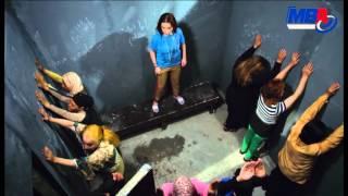 اتفرج على اجمد مشهد كوميدى لمى عزالدين فى السجن وتذنيبها للمساجين