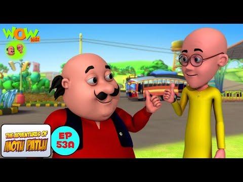 Dragon Motu - Motu Patlu in Hindi - 3D Animation Cartoon for Kids -As seen on Nickelodeon