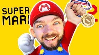 I GOT A WORLD RECORD! | Super Mario Maker 2 #6