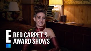 """Alison Brie Talks """"Glow"""" 2018 Golden Globe Nomination 