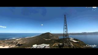 UFOs on Google Earth Cape Point ,CapeTown,South Africa, Google Coordinates Availible