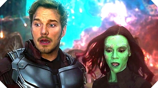 GUARDIANS OF THE GALAXY 2 Trailer + Super Bowl TV Spot (Marvel Movie, 2017)