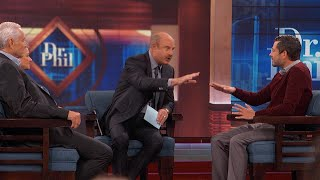 'There's Nothing Normal About This,' Dr. Phil Tells Parents And Their 31-Year-Old Son
