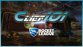 MESSING ABOUT ON ROCKET LEAGUE
