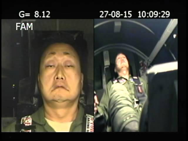 Intentional GLOC (w/snoring)