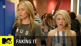 Faking It (Season 3) | 'Amy's Journal' Official Sneak Peek (Episode 3) | MTV