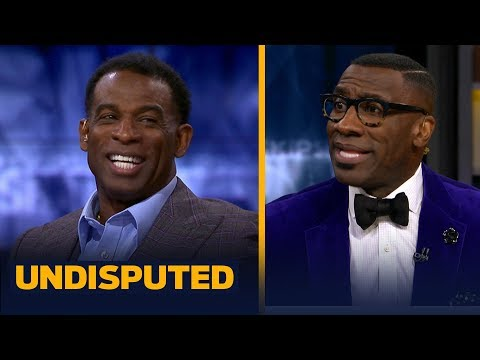 Xxx Mp4 Deion Sanders Joins Skip And Shannon To Talk Tom Brady S Greatness Super Bowl NFL UNDISPUTED 3gp Sex
