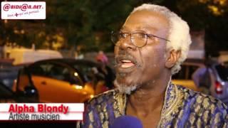 Ramadan: Alpha Blondy Blondy prend part à une rupture collective de la diapora en France