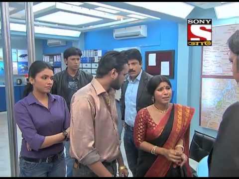 CID Kolkata Bureau (on Bengali Channel 'Sony AATH') -- Episode 1 -- 12 November 2012