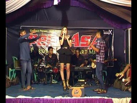 NELLA KHARISMA#DENGARLAH BINTANG DIHATIKU#PERKASA IMPROVITATION THE ART OF MUSIC#LIVE IN GAMPENG   N