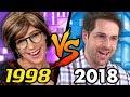 PARENTS IN 1998 vs. PARENTS IN 2018