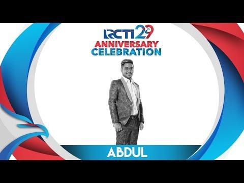 "Xxx Mp4 RCTI 29 ANNIVERSARY CELEBRATION – Abdul ""Selamat Pagi"" 23 Agustus 2018 3gp Sex"