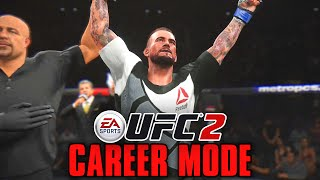 UFC 2 Career Mode - CM Punk - Ep. 7 -