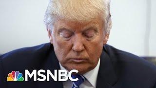 NBC/WSJ Poll: Donald Trump Losing Electorate As Agenda Struggles | MTP Daily | MSNBC