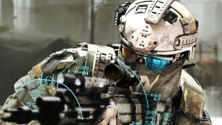 Ghost Recon Future Soldier All Movie Cutscenes
