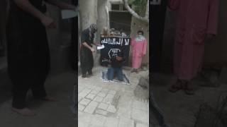 جنایت جدید داعش در ایران