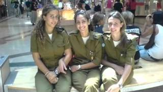 Girls in military