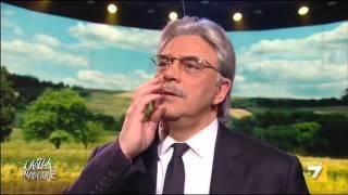 Razzi candidato sindaco di Roma: io mi voglio candidare per amore di questa città