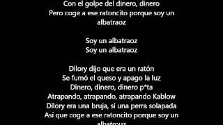 AronChupa - I'm an Albatraoz (letra) [Traducción al Español]