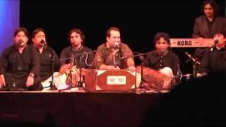 Rahat Fateh Ali Khan Live In Manchester Singing Jiya Dharak Jaye