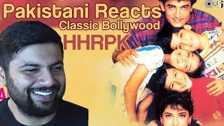 Pakistani Reacts to Hum Hein Rahi Pyar Ke (Classic Bollywood)