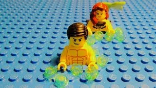 The LEGO Mermaid