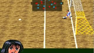 [SNES] Aoki densetsu shoot game -  슛