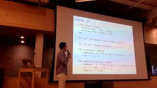 PWLTO#10 – Ben Darwin on Programming with Algebraic Effects and Handlers