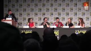 Mr. Robot - Season 2 - Comic-Con panel highlights 2016