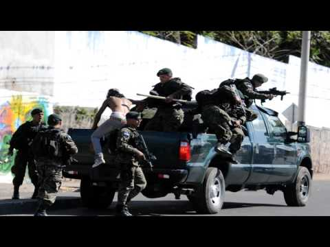 Honduras es el país más violento del mundo