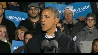 Barack Obama: Behind the Scenes of President's 2012 Campaign