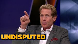Skip Bayless reacts to Golden State Warriors' 2017 NBA Finals win | UNDISPUTED