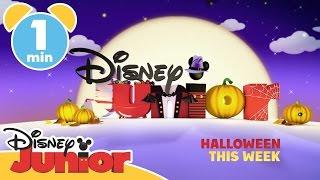 Disney Junior   Halloween Half Term    Disney Junior UK
