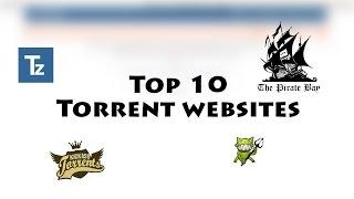 Top 10 Torrent Websites