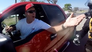 Stupid, Crazy & Angry People Vs Bikers 2016 - Road Rage [Episode 15]