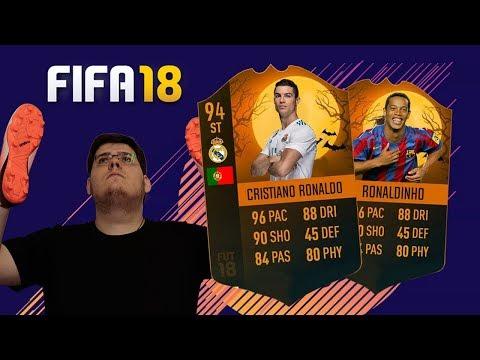 Xxx Mp4 5 PACKS DE HALLOWEEN 5 PREMIUM NO FIFA 18 EM BUSCA DO CRISTIANO RONALDO 3gp Sex
