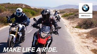 BMW G 310 GS | Everyday Adventures: The Project - What's on your Bucket List?
