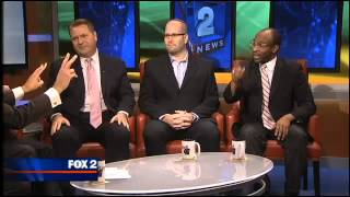 Let It Rip on Fox 2 with Rabbi Jason Miller - Anti-Gay Remarks By Duck Dynasty's Phil Robertson