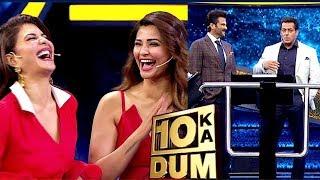 Dus Ka Dum Show पर RACE 3 TEAM, Salman का खुलासा - मैं बनूँगा दुनिया का सबसे SEXIEST DADDY