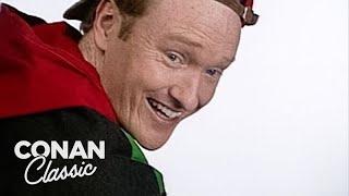 Conan Visits Tiger Beat Magazine - Conan25: The Remotes
