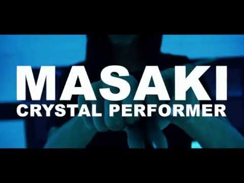 Download Amazing Contact Ball Juggling Performance [CRYSTAL PERFORMER MASAKI Official Video Clip]