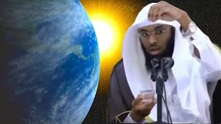 Saudi Cleric Says the Sun Rotates Around the Earth